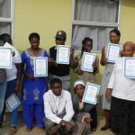 Community leadership training project weathers the storm