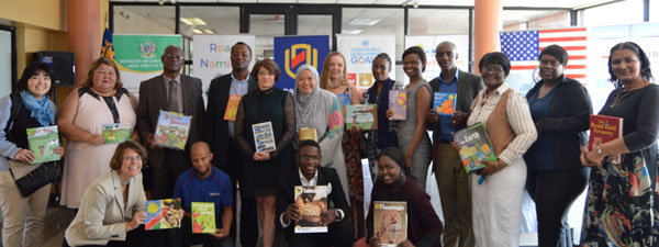 Read Namibia to promote the culture of reading
