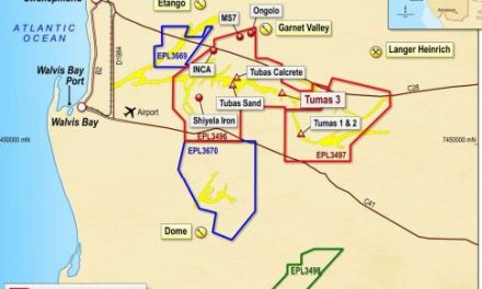 Maiden mineral resource estimate at Tumas 3 impressive – Deep Yellow