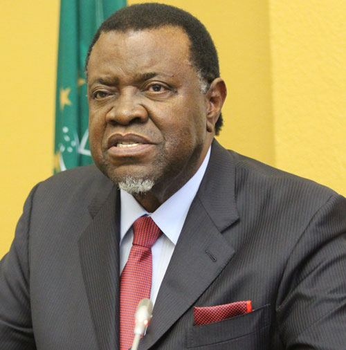 Geingob moves ahead with National Equitable Economic Empowerment Framework