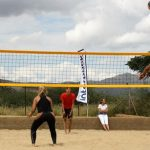 Beach Volleyball King and Queen in search of crown this weekend