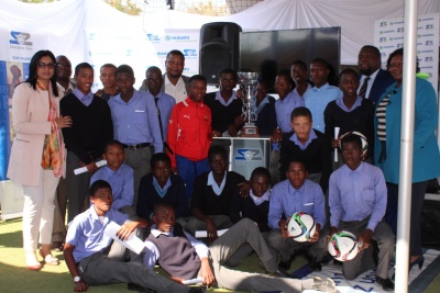 Kavango West eye Skorpion Zinc Cup glory