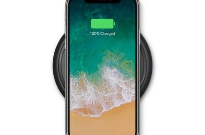 Wireless charging introduced for iPhone's new line of phones