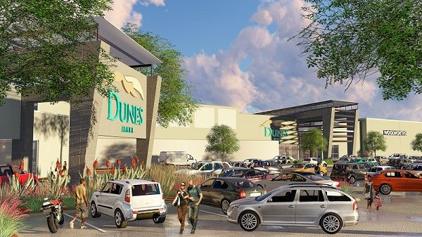 Mega Walvis Dunes Mall set opening date for 26 October