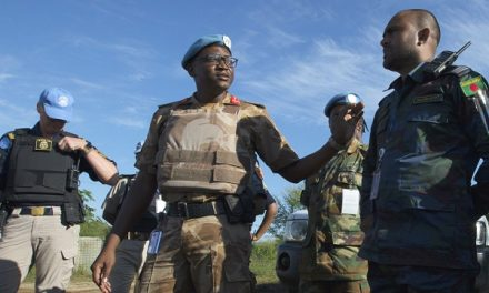 Namibian Police on the forefront of peacekeeping in South Sudan
