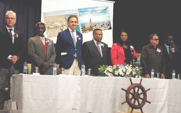 "Book Launch ""Lüderitz: A Journey Through Time"""