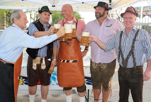 Oktoberfest run-up offers two return airline tickets to Germany