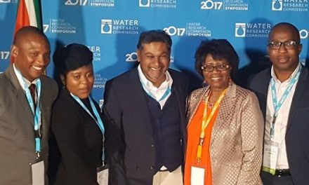 Water research elevated to national priority for both Namibia and South Africa