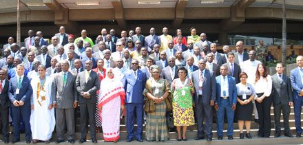 AU member states endorse draft statute to boost African cinema industry