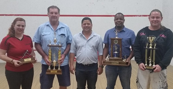 BDO and Bad News take top spots in Windhoek Business Squash league