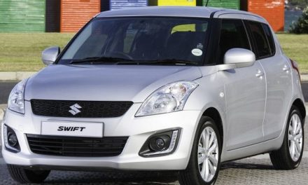 Curvy little Swift helped Suzuki set new monthly sales record