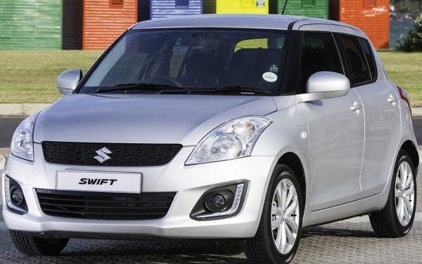 Curvy little Swift helped Suzuki set new monthly sales record