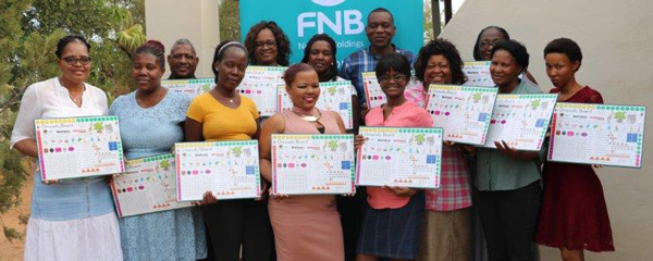 Mathematics project to teach Gobabis pupils basic numerical concepts using a hands-on and fun approach