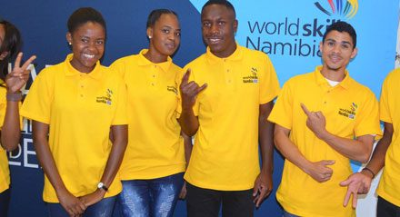 Seven students fly the flag at global WorldSkills Competition