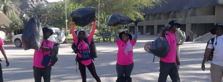Fish River Canyon clean-up campaign bags 82.5 kg of waste
