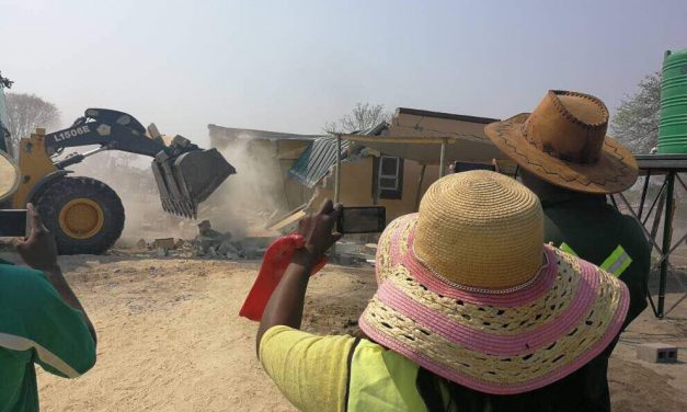 Katima Mulilo town council defends demolishing of houses – says it warned residents