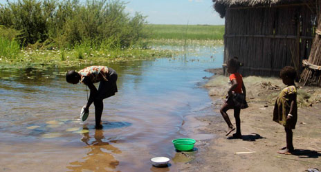 Partners commit to reduce cholera deaths by 90% by 2030