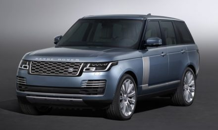 Smooth new Range Rover heading to southern Africa