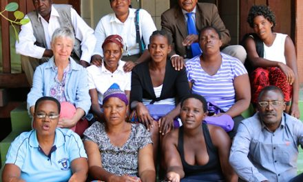 Zambezi communities discuss the need for cultural transformation to protect girls' and women's rights