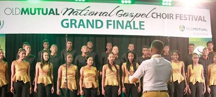 Twenty gospel choirs flocked to Hosiana Parish to find the best performers in national competition