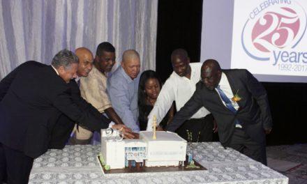Telecom Namibia celebrates silver jubilee