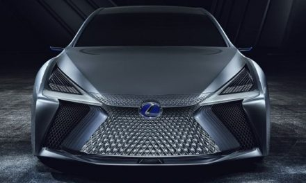 Lexus Concept adopts LS+ Artificial Intelligence from 2020