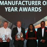 More entries for manufacturing awards, still dominated by large companies