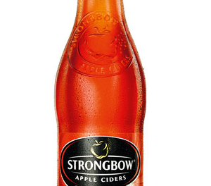 Strongbow Apple ciders join the Breweries portfolio