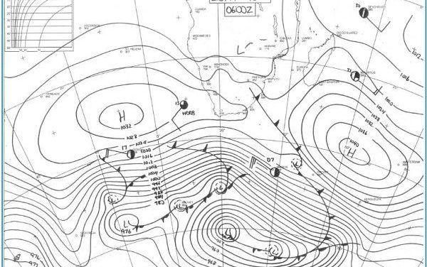 The Week's Weather up to Friday 06 October. Five-day outlook to Wednesday 11 October 2017