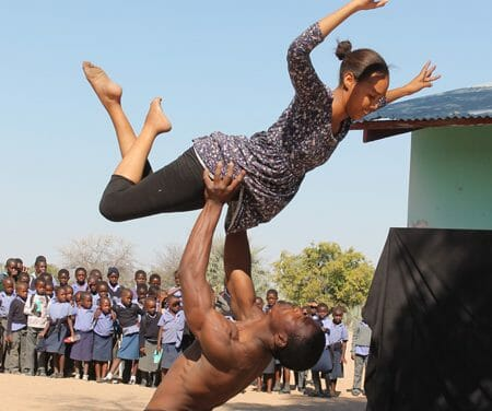 OYO Dance Troupe to commemorate world AIDS day through dance