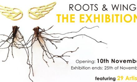Roots and Wings Exhibition in full swing