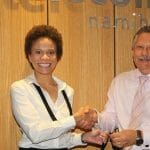 Telecom Namibia honours Namibian Businesswoman of the Year
