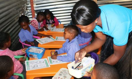 Amos Meerkat Schools pre-school project gets financial boost