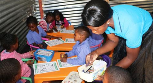 Amos Meerkat Schools pre-school project gets financial boost