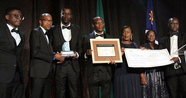 Namibia Ceramics won the  Innovation Award.