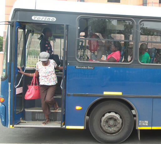 Workshop on Sustainable Urban Transport in southern Africa slated for next week