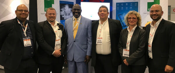 Local IT firm flies flag high at AfricaCom