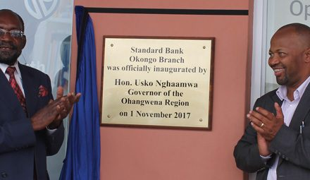 Blue bank expands to Okongo Village
