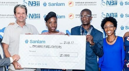 Innovation winner puts the fire in the firelighter
