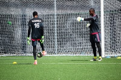 First choice goalie likely to miss action in Geingob Cup on Saturday