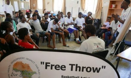 Basketball Junior coaches receive training in Windhoek