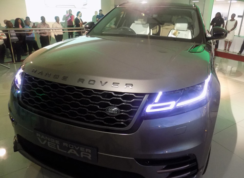 Range Rover Velar unveiled – now available in Windhoek