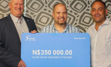 Communities raise N$350,000 for Cancer through Golf Challenge