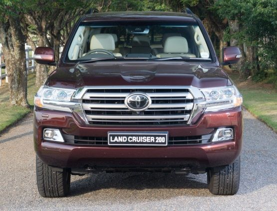 There is no end to the power and reliability of a Land Cruiser. Toyota announces 2017 refinements