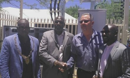 100% 3G roll-out starts with informal settlement near Okahandja