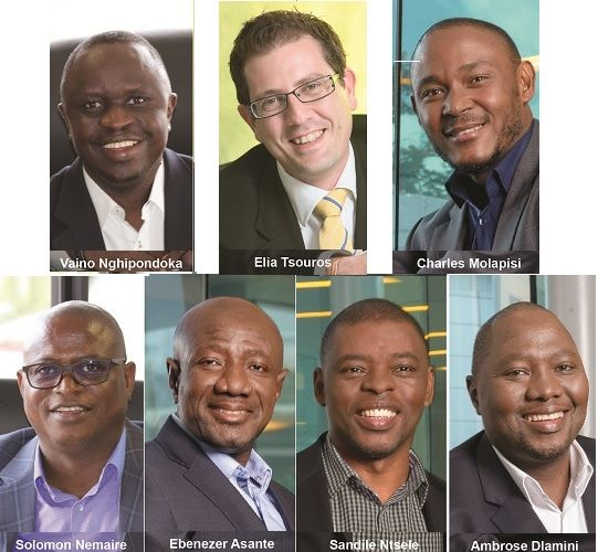 MTN Namibia welcomes in new Board of Directors