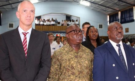 Otjiwarongo Secondary becomes seventh PASCH school in Namibia