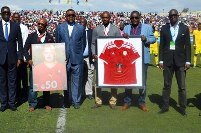 Brave Warriors display gives hope – Congo
