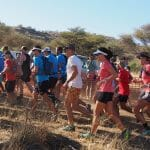 Trail-running gains popularity – more participants recorded this season