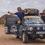 Sturdy Suzuki Jimny takes adventure couple more than 20,000 kilometres across Africa